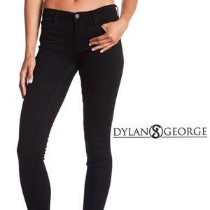 🎉HP🎉NWOT Dylan George Black Stretch Cotton Jean